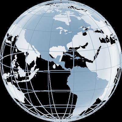 Globus_Amerika_400