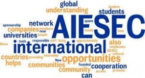 AIESEC – zprostředkování výjezdů studentů za praxí do různých států